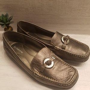 Liz Claiborne Women's Shoes Size Us 7.5/38 Bronz